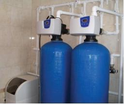 Установки FF - обезжелезивание воды
