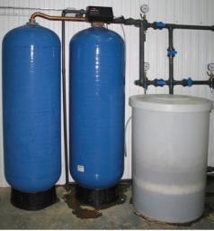 Установки SF - умягчение воды