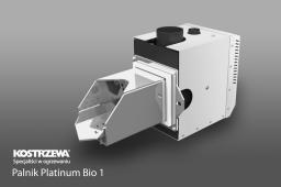 Горелка Kostrzewa Platinum Bio — 16 кВт