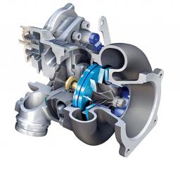 Ремонт дизельного турборадува Renault Fiat Peugeot Citroen