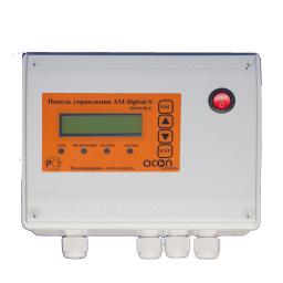 Панель управления бассейном AM digital-S Double 220В, 2,2кВт