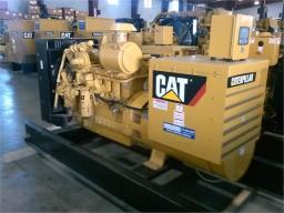 газопоршневой двигатель caterpillar