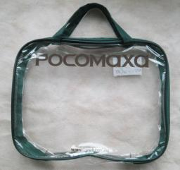 Упаковка на застежке «молния» (прозрачный материал) 27 х 37 х 10 см (120)