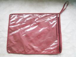 Упаковка на застежке «молния» (прозрачный материал) 45 х 60 х 15 см (120)