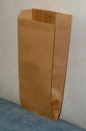 Пакет без окна для хлеба-