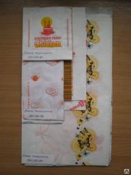 Пакет бумажный для пищевых продуктов