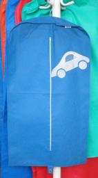 Чехол для одежды детский длина плеча 90х50 см, ширина плеча 10 см