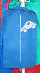Чехол для одежды детский с аппликацией длина плеча 85х50 см, ширина плеча 1