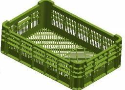 Ящик для овощей 36л (600*400*190 мм) АП 107
