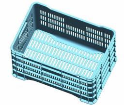 Ящик для овощей 45л (510*345*300 мм) АП 108