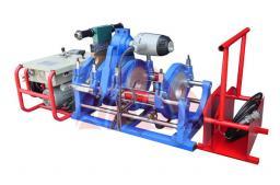 HDC75-250-4 гидравлический сварочный аппарат для стыковой сварки полиэтиленовых ПЭ ПНД труб встык