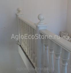 Балюстрады и колонны мраморные