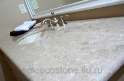Изготовление столешниц из искусственного камня агломерата