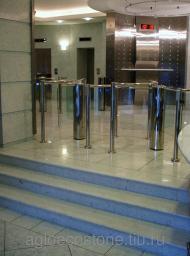 Лестницы из агломрамора