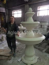 Установка фонтанов