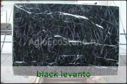 Чёрный мрамор Черный