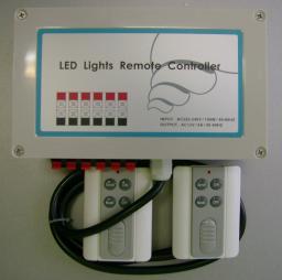 RGB Контроллер с пультом YAQ-02