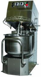 Тестомесильная машина спиральная судовая ТМС-70С
