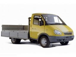 Доставка грузов до 1,5 тонн, Газель-борт, грузчики