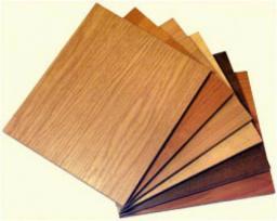 ДВПО - древесноволокнистая плита облагороженная