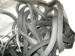 Шнур резиновый 1-1С прямоугольный 10х16 мм