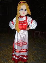 Ростовая кукла Славная
