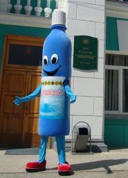 Ростовая кукла Бутылка