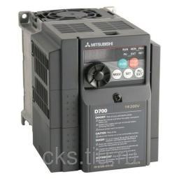 FR-D720S-070-EC преобразователь частотный 1.5кВт 220В
