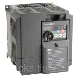 FR-D720S-100-EC преобразователь частотный 2.2кВт 220В
