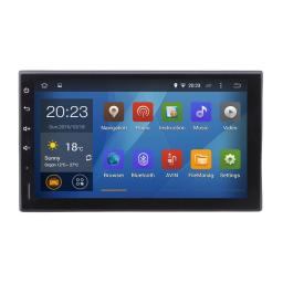 Чистый андроид 4.4.4 универсальный автомобильный G PS консоли размер 176 мм * 101 мм нет диска емкостный экран 1.6 г процессор двухъядерный 1 г 512ram стерео NAVI
