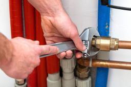 Демонтаж водопроводных труб
