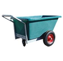 Тележка для перевозки сыпучих грузов и растворов (250 кг)