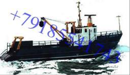 Рыболовный промысловый бот