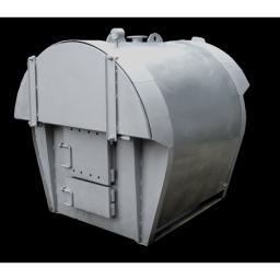 Твердотопливный котел DEMOS М1000