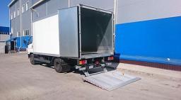 Переоборудование грузовых автомобилей