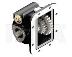 Коробка отбора мощности для FULLER-LW-3H-P12-0320 HYVA