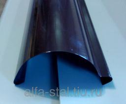 Желоб водосточный Д140*1250мм цвет 8017