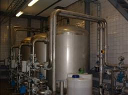 Промышленные фильтры удаления железа, марганца, хлора, органики, сероводорода