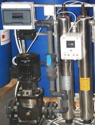 Промышленные системы обеззараживания воды