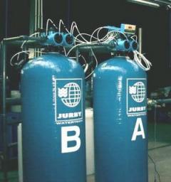 Коммерческие фильтры H-Na катионирования для снижения бикарбонатной жесткости
