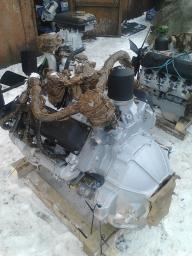 Двигатели ЗиЛ-130, ЗиЛ-131