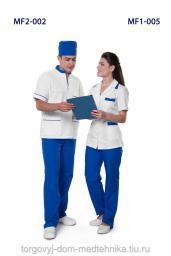 Медицинская одежда IDEAL DOKTOR