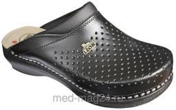 Обувь женская LEON - PU -100 40 Черный