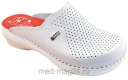 Обувь медицинская женская LEON - PU -115 ,38, белый