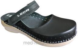 Обувь женская LEON - PU -195 Черные