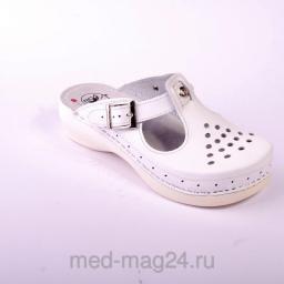 Обувь медицинская женская LEON - PU -190 41 Белый