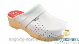 Обувь медицинская мужская LEON - MED- 500M 42 Белый