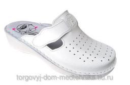 Обувь женская сабо LEON - V-240