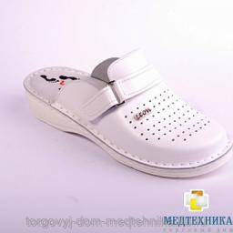 Обувь медицинская мужская LEON - V-230M 44 Белый
