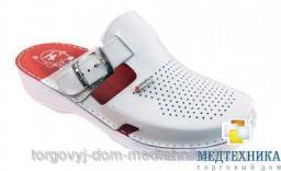 Обувь медицинская мужская LEON - MED-270 44/45 Белый